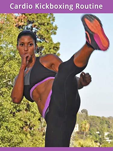 Cardio Kickboxing Routine