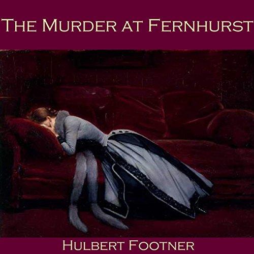 The Murder at Fernhurst cover art