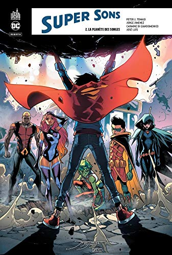 Super Sons, Tome 2