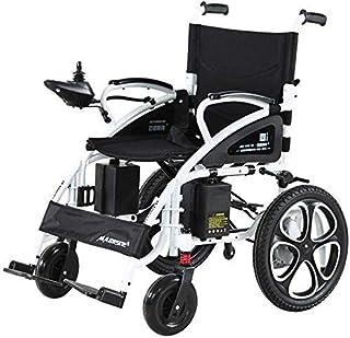 ZHANGYY Ancianos discapacitados Silla de Ruedas eléctrica, Escalada Silla de Ruedas Ventas directas Escalada eléctrica Escaleras Silla de Ruedas
