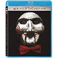 Saw 8-film Collection [Blu-ray]