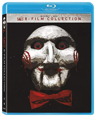 Saw 8-film Collection Blu-ray for 9.99