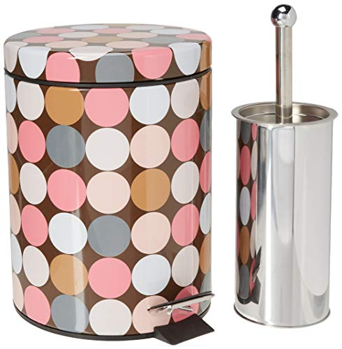 %11 OFF! W Unlimited Trash Can, Small, Matte/Shinny