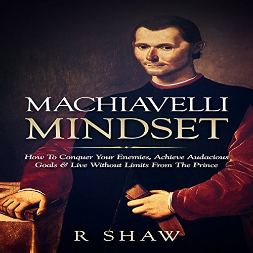 Machiavelli Mindset audiobook cover art