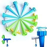 Netrox Wasserspender für Pflanzen | 15x automatische Bewässerung für Garten Pflanzen Blumen und Zimmerpflanzen...
