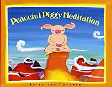 Image of Peacefully Piggy. Brand catalog list of Albert Whitman & Company.