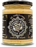 Psycho Mayo Smokin 'Chipotle Ghost Pepper - Mayonesa de Chile Picante Ghost Pepper Ahumada 250g