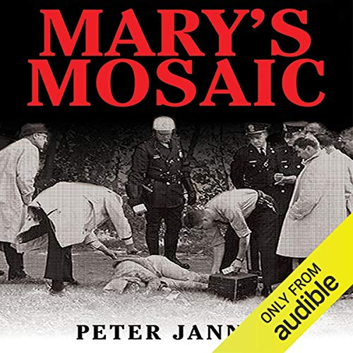 Mary's Mosaic audiobook cover art