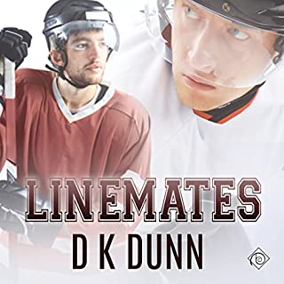 Linemates audiobook cover art