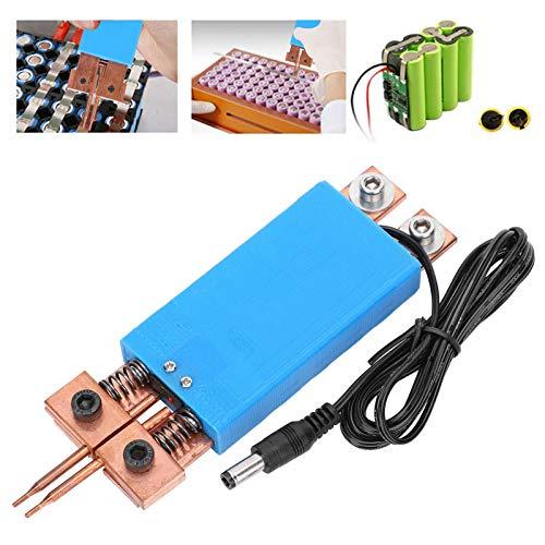 Accesorio para máquina de soldadura de pluma de soldadura por puntos de bricolaje W01 Material de latón ABS azul adecuado para trabajos a largo plazo, mejora la eficiencia del trabajo
