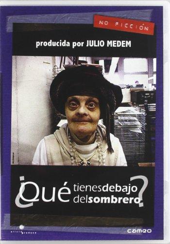Qué Tienes Debajo Del Sombrero [DVD]