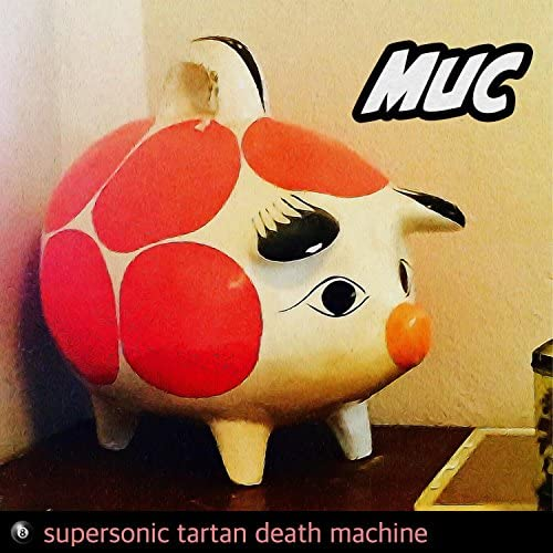 Supersonic Tartan Death Machine