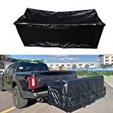 SCITOO Car Van SUV Roof Top Cargo Rack Carrier Bag Waterproof Luggage Travel