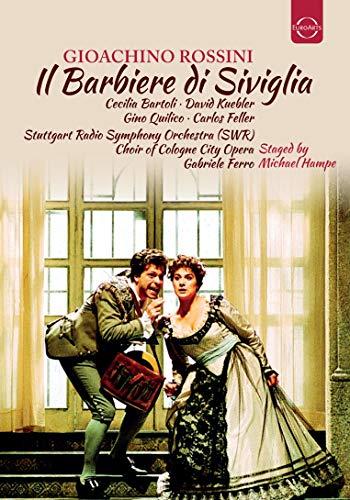 Rossini: Il Barbiere di Siviglia (Schlossfestspiele Schwetzingen 1988) [Italia]