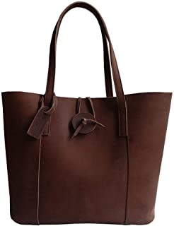 Super Quality New Vintage Cowhide Baseball Glove Leather Tote Purse Shoulder Bag With Removable Pouch for Lady's Gift