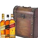 Treble Johnnie Walker Gift Set