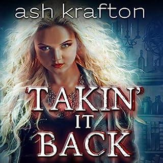 Takin' It Back audiobook cover art