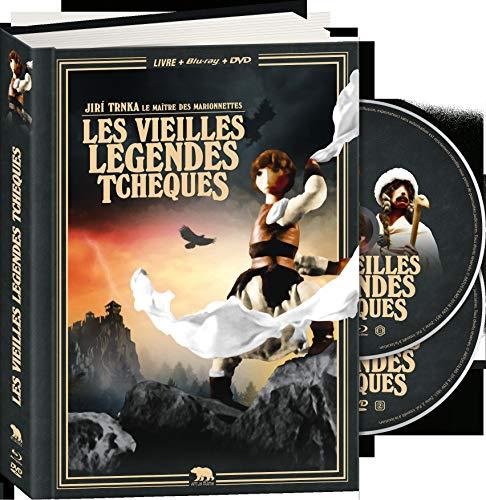 Les Vieilles légendes tchèques [Édition Collector Blu-ray + DVD + Livret]