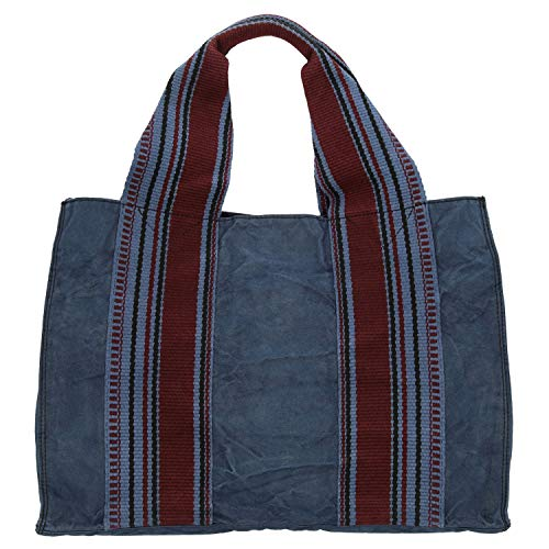 Campomaggi Shopper 43 cm beige/Blue Stained
