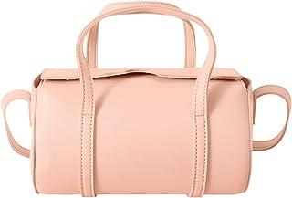 MINISO Crossbody Bag Casual Hangbag for Women Ladies,Pink