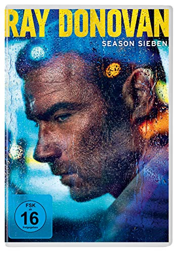 Ray Donovan - Season Sieben [4 DVDs]