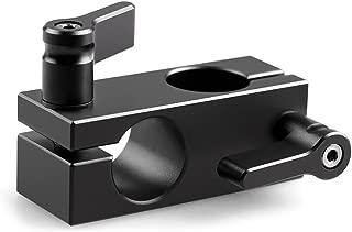SMALLRIG 15mm Rail Block Rod Clamp Vertical Mount for 15mm DSLR Rig System – 1104