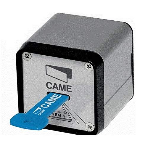 Magnetische klapstoel voor buiten, met aluminium behuizing voor Came SEM-2