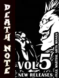 Full Martial arts Manga Death Note New Releases: Full series Death...
