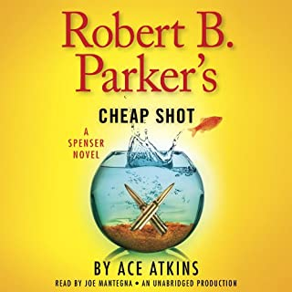 Robert B. Parker's Cheap Shot cover art