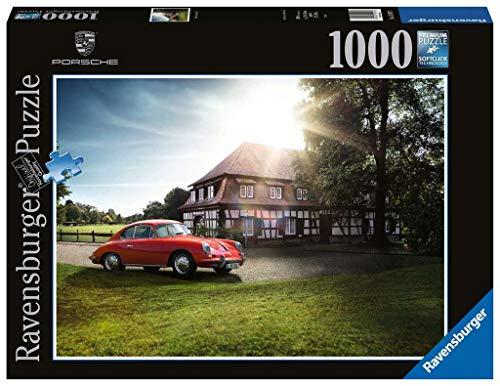 Ravensburger Puzzle 15997 - Porsche #Classic 356 - 1000 Teile