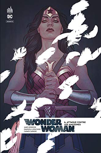 WONDER WOMAN REBIRTH - Tome 6