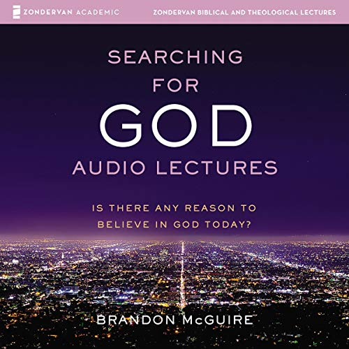 Searching for God: Audio Lectures audiobook cover art