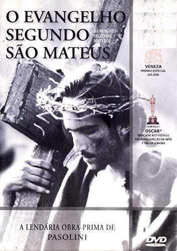 O Evangelho Segundo São Mateus - ( Il Vangelo Secondo Matteo ) Pier Paolo Pasolini