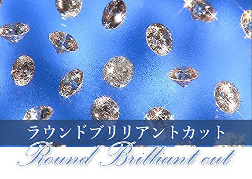 『TBS公式/松屋銀座 プラチナ0.5カラット ダイヤペンダント』の2枚目の画像
