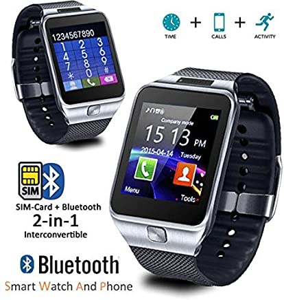 Text Messaging Smart Watches | Amazon com