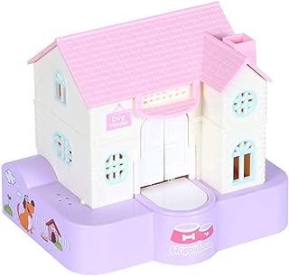 BOLLAER Puppy Stealing Money Bank, Dog Piggy Bank for Kids, Electric Music Money Saving Box House for Boys Girls