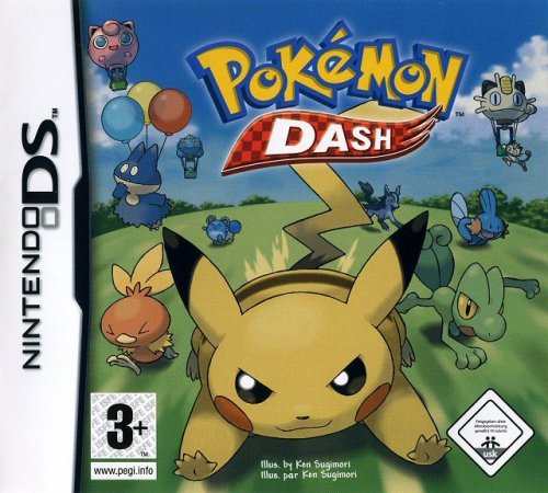 Nintendo  Pokemon dash, DS