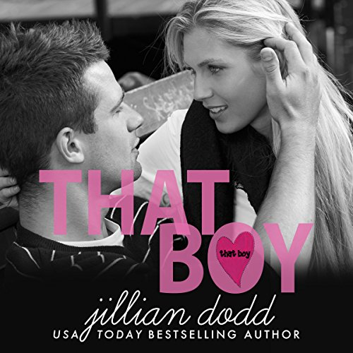 That Boy audiobook cover art