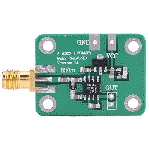 1 600MHz HF Signal Leistungs Messer Logarithmischer Detektor 74dBm bis 18dBm Radio Frequenz Erkennung