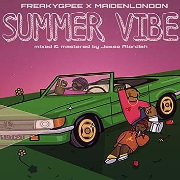 Summer Vibe (feat. Maidenlondon)