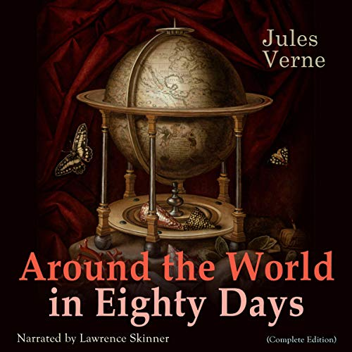 Around the World in Eighty Days Titelbild