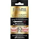 Eveline Cosmetics Lip Therapy Professional Non-invasive Lip Enralging Treatment 2in1, Sugar Lip...