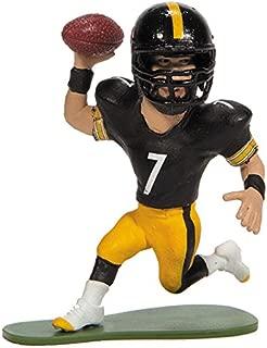 McFarlane Toys Action Figure - NFL smALL PROS Series 3 - BEN ROETHLISBERGER (Wearing Helmet)