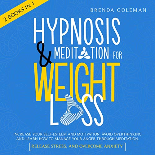 Hypnosis and Meditation for Weight Loss cover art
