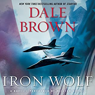 Iron Wolf audiobook cover art