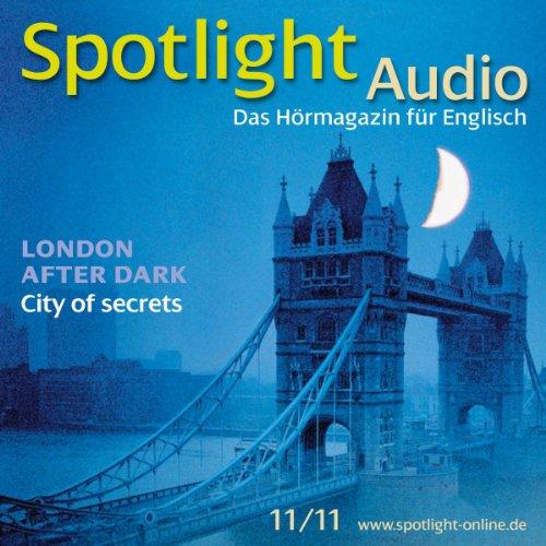 Spotlight Audio - London after dark. 11/2011 Titelbild