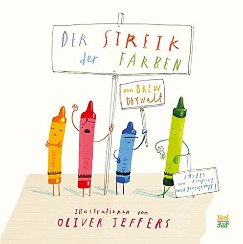 Der Streik der Farben (Popular Fiction) (Tapa dura)