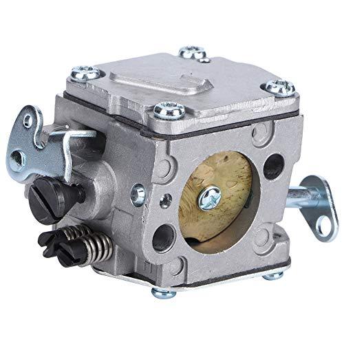 CDSL Carburador Carburador Chainsaw Carburetor Carburetor para Husqvarna Accesorio De Carburador Herramientas De Jardín