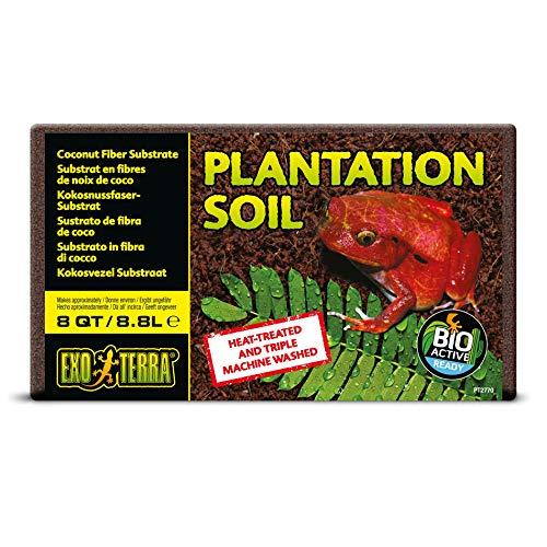 ExoTerra Sustrato PlantationTrailCoco- 650 gr