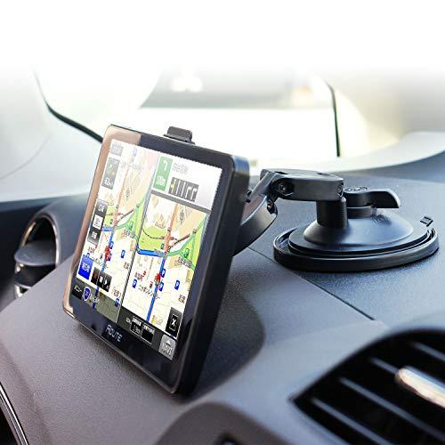 ポータブルナビカーナビ7インチナビゲーション2021年最新地図搭載3年間地図更新無料Nシステム速度取締オービスタッチパネルフレキシブル吸盤スタンドNV-A001E-SET1